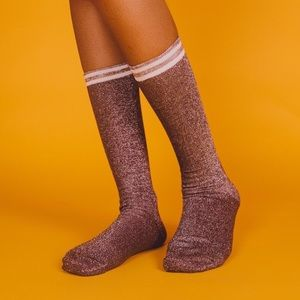 Accessories - Sublime Thigh Highs   Brown